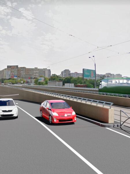 Creșterea mobilității urbane prin fluidizarea traficului auto pe Șoseaua Mihai Bravu (de la intersecția cu strada Baba Novac, până la intersecția cu strada Peneș Curcanul)